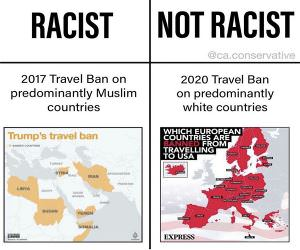 Racist And Not Racist
