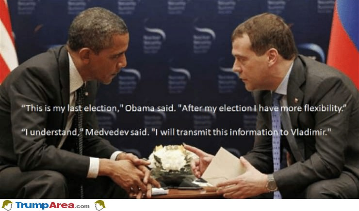 Russia And Obama