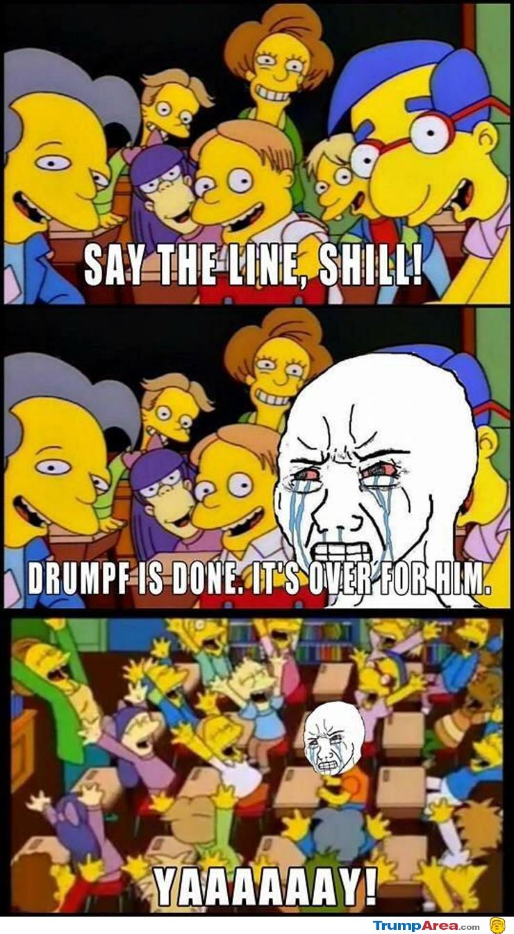 Say The Line