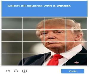 Select All The Squares With The Winner
