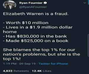 She Is A Fraud