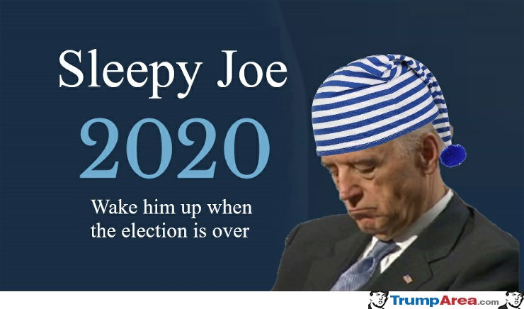 Image result for images of sleepy joe