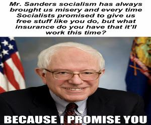 Socialism Is Garbage