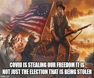 Stealing Our Freedom