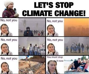 Stop The Climate Change