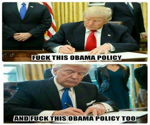 Taking Obama's Legacy Apart One By One