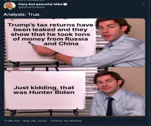 Tax Returns Leaked