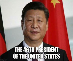 The 46Th President