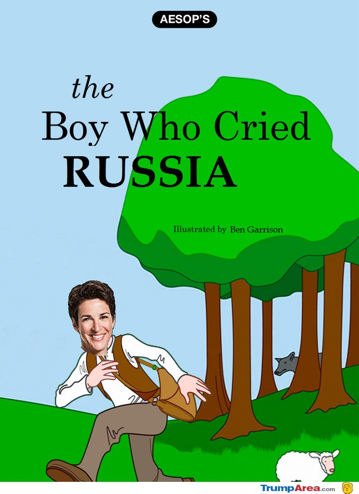 The Boy Who Cried Russia