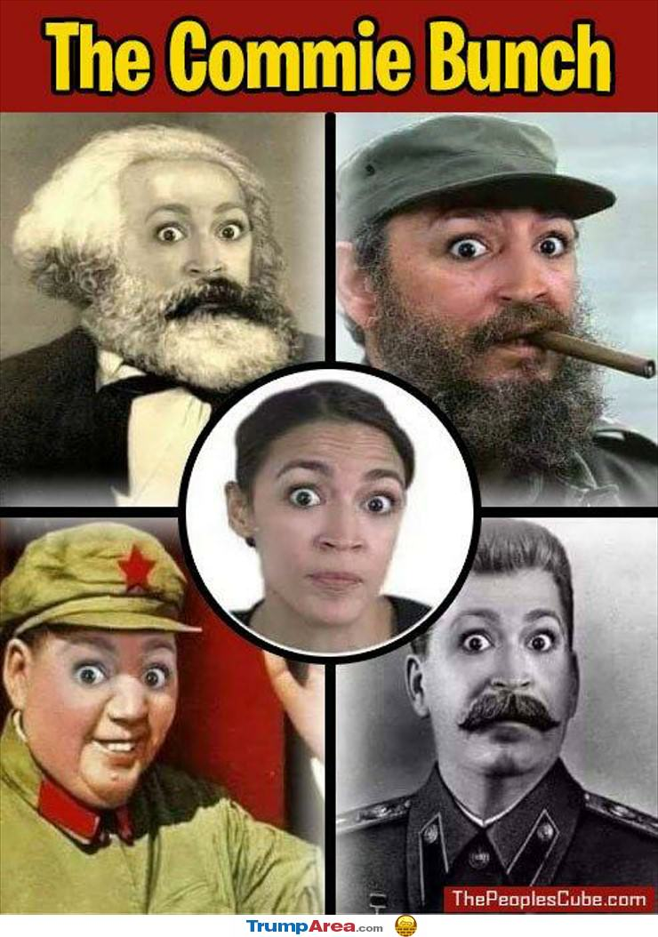 The Commie Bunch