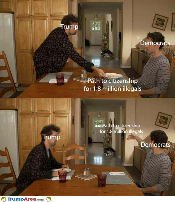 the democrats and DACA