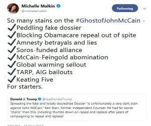 The Ghost Of Mccain