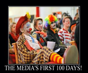 The Medias First 100 Days
