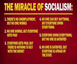 The Miracle Of Socialism