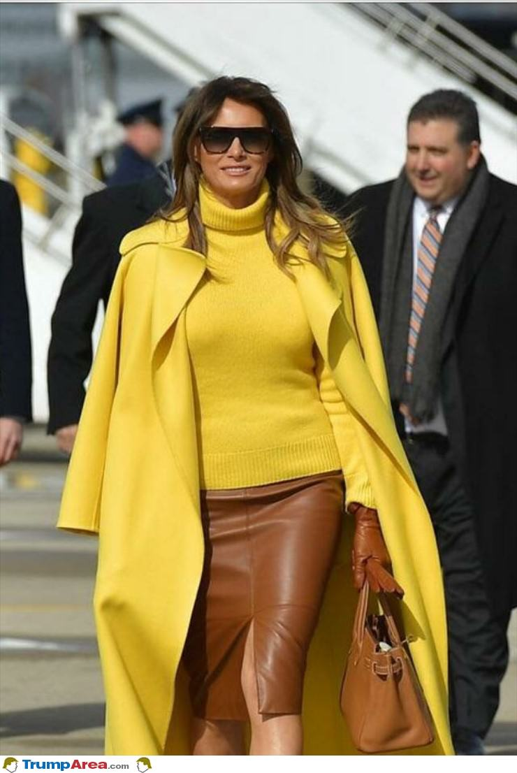 the most beautiful FLOTUS