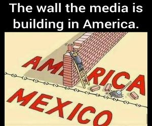 The Wall The Media Is Building