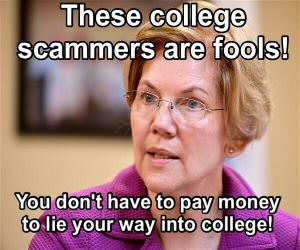 Those Scammers Are Fools