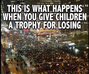 Trophies For Losing