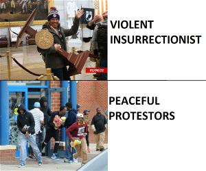 Violent Vs Peaceful