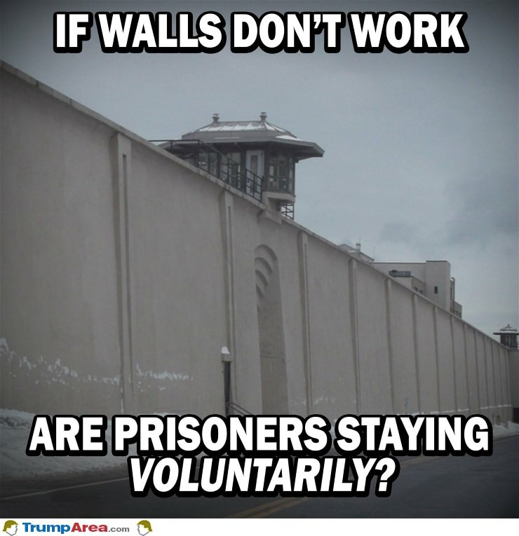 Walls Do Work In Fact