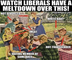 Watch Liberals Have A Meltdown
