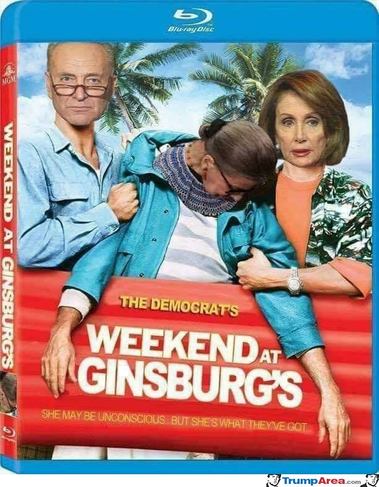 Weekend At Ginsburgs