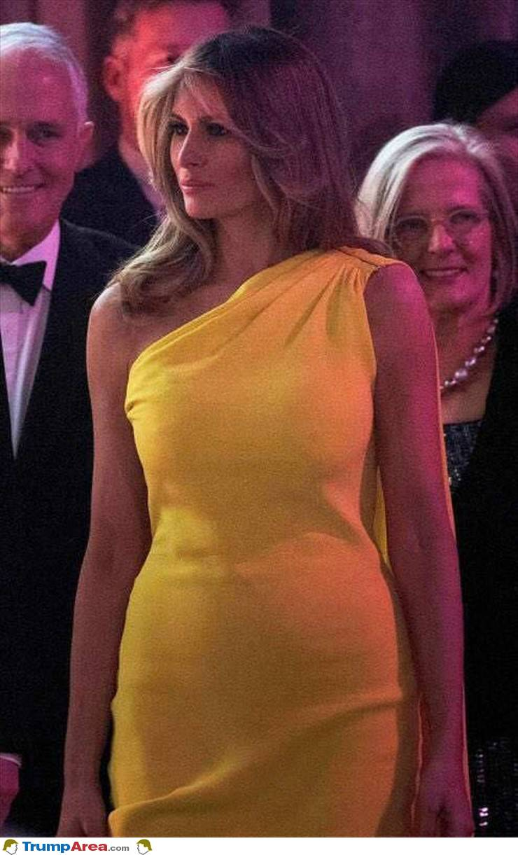 What A Beautiful First Lady We Have