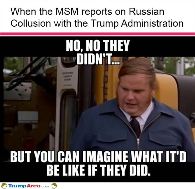 when the MSM reports on russian hacking