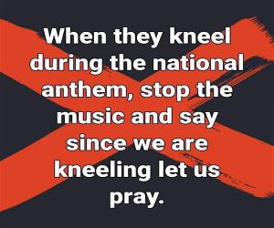 When They Kneel