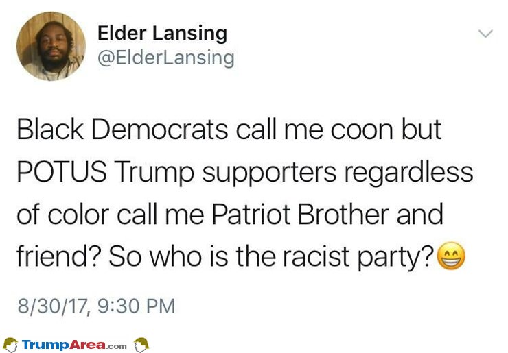 Which Is The Racist Party