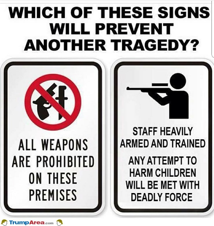 Which Of These Signs