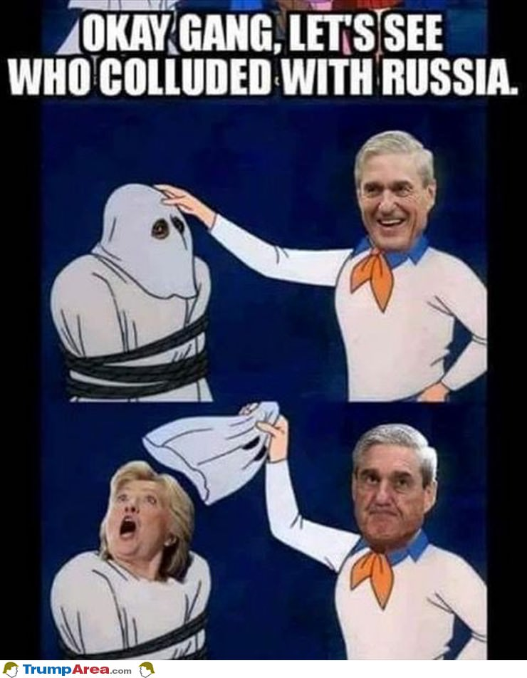 Who Colluded With Russia