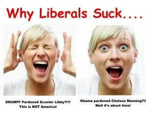 Why Liberals Suck