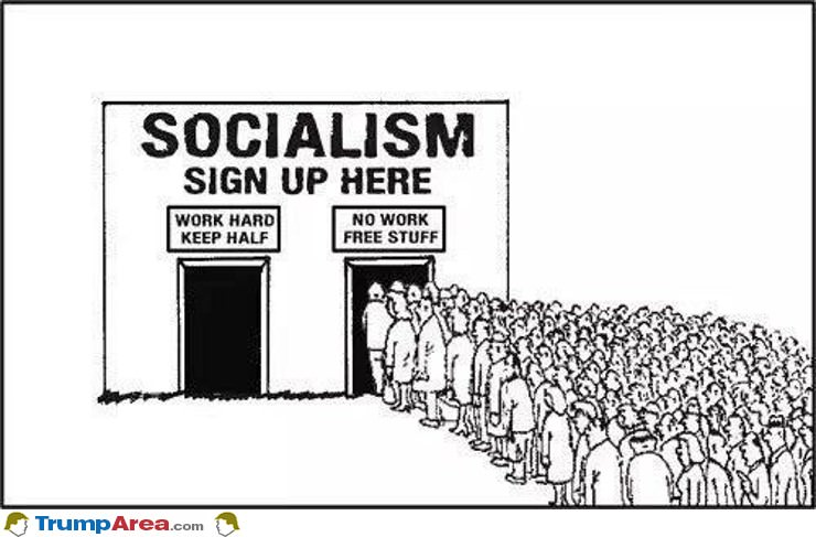 Why Socialism Doesn't Work