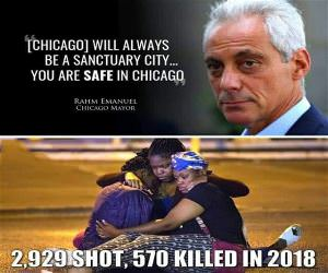 You Are Safe In Chicago